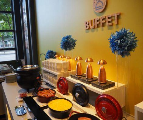 インスタ映えな星野リゾートOMO7の朝食ビュッフェ